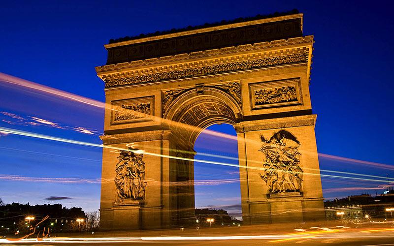 نکات سفر به پاریس - شب های پاریس