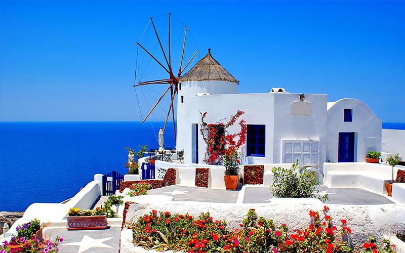 نکات سفر به یونان