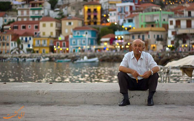 نکات سفر به یونان- نکات سیگاری ها