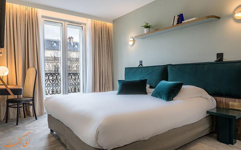 امکانات اتاق های هتل شانزه لیزه فرایدلند پاریس