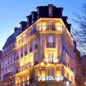 هتل شانزه لیزه فرایدلند پاریس-الی گشت