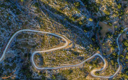 نکات سفر به یونان - جاده های یونان