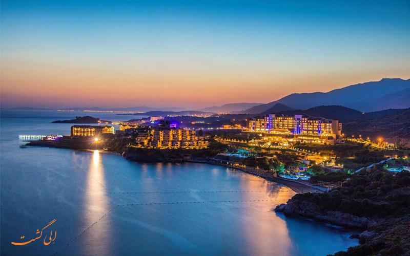 هتل آریا کلاروس در کوش آداسی