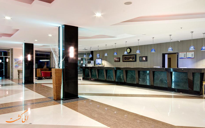 هتل آکوا فانتزی کوش آداسی | لابی