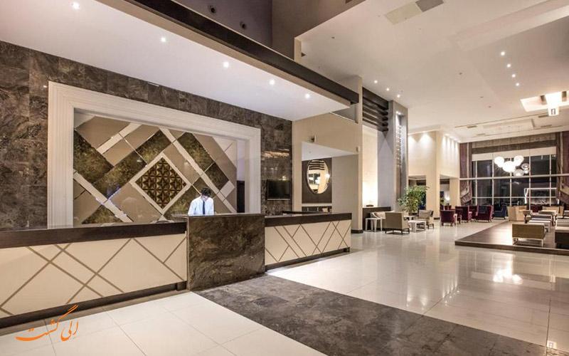 هتل آریا کلاروس کوش آداسی   لابی