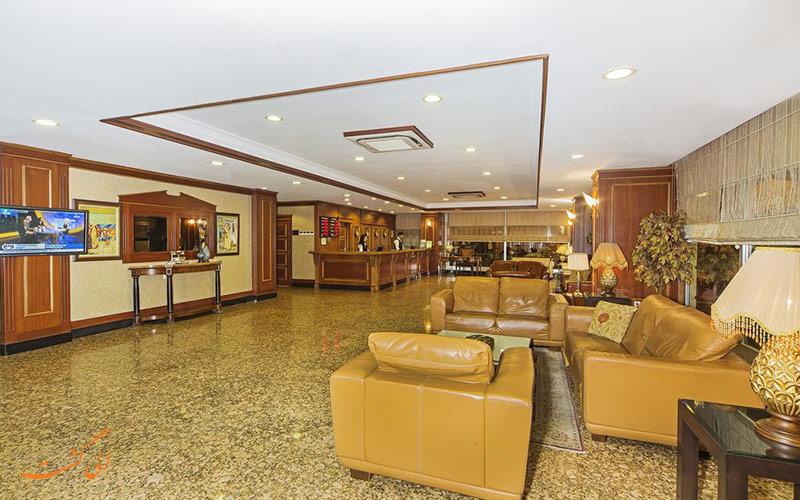 هتل گرند اوزتانیک استانبول | لابی