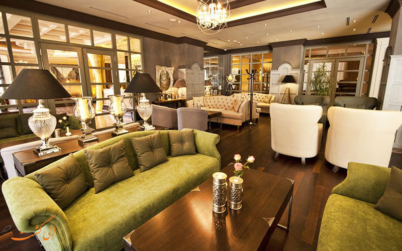 هتل نشنال ایروان | فضای داخلی