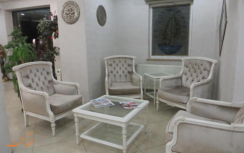 هتل اوزیلهان آنکارا   لابی