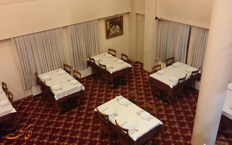 هتل اوزیلهان آنکارا   رستوران