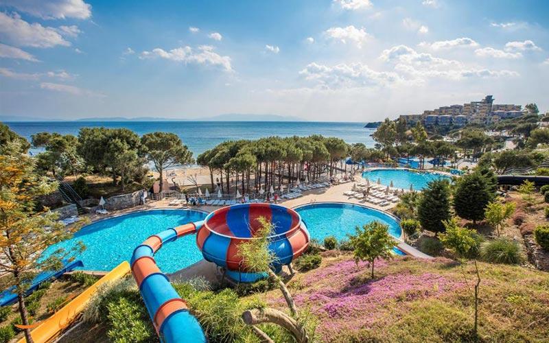 هتل آریا کلاروس کوش آداسی   استخر