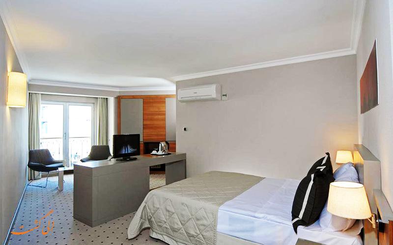 هتل کلاس استانبول   اتاق