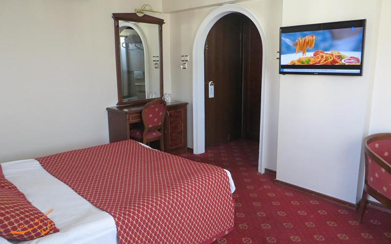 هتل اوزیلهان آنکارا   اتاق