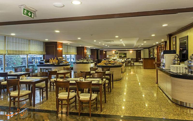 هتل گرند اوزتانیک استانبول | رستوران