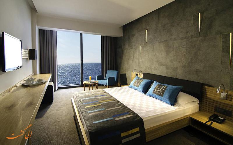هتل ایلایدا آوانتگارد کوش آداسی   نمونه اتاق