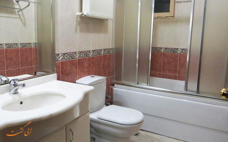 هتل اوزیلهان آنکارا   سرویس بهداشتی