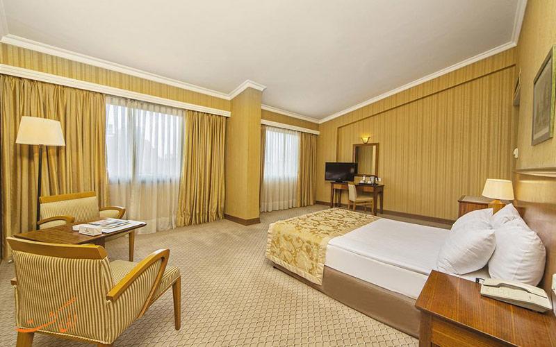 هتل گرند اوزتانیک استانبول | نمونه اتاق