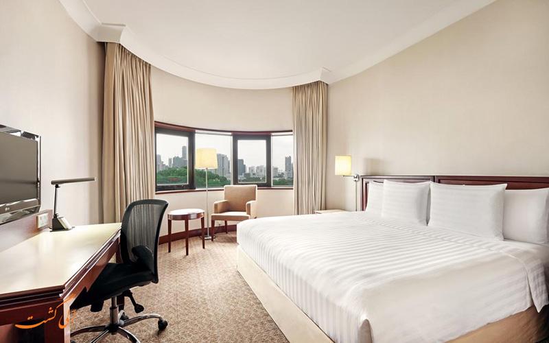 هتل هالیدی این اتریوم سنگاپور | اتاق