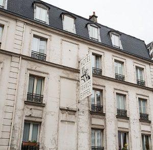 هتل فرانس ایفل در پاریس