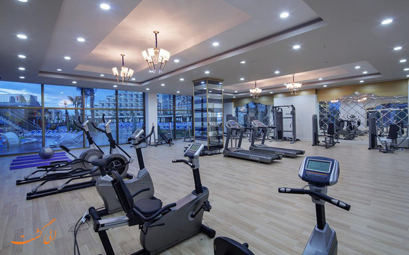 هتل زافیرا دلوکس آلانیا   باشگاه