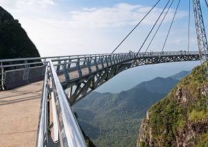 ترسناک ترین پل های دنیا