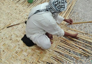 صنایع دستی بوشهر - الی گشت