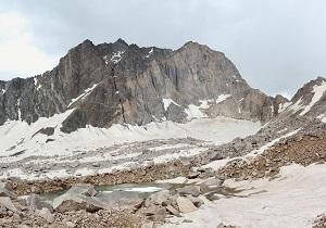 یخچال های علم کوه - الی گشت