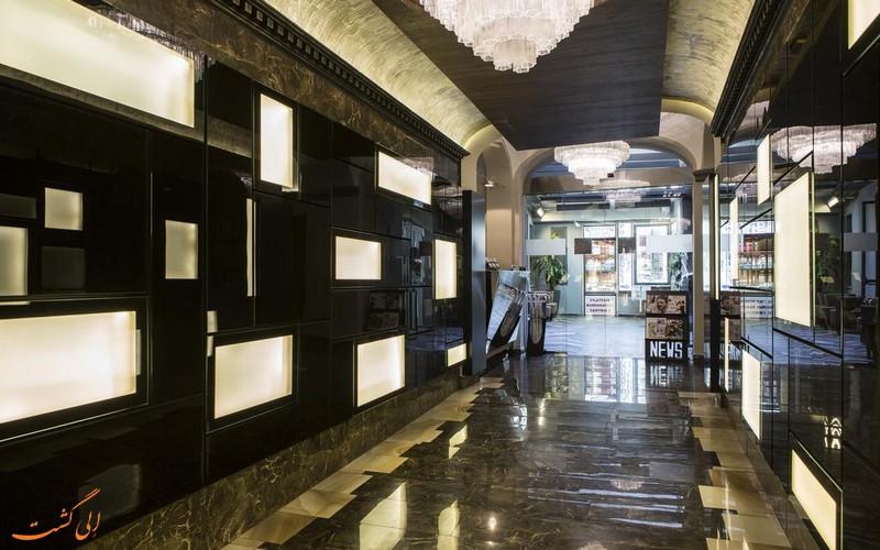 هتل استایل در رم