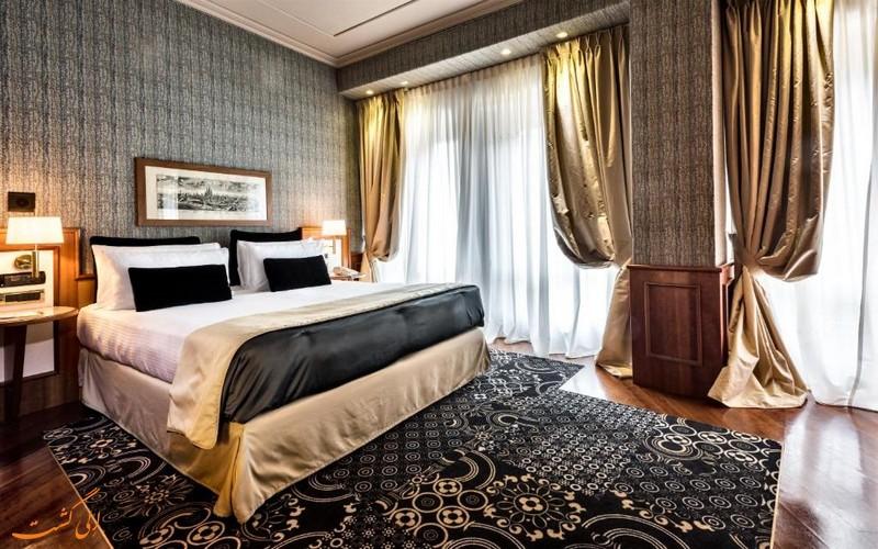 هتل 4 ستاره دی کاوالیری