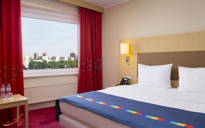 انواع اتاق ها در هتل پارکاین بای رادیسون سنت پترزبورگ
