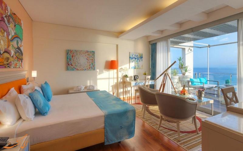 هتل 4 ستاره تروپیکال