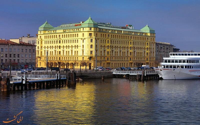 هتل کارتیارد واسیلیوسکی سنت پیترزبورگ