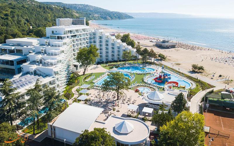 هتل ماریتیم پارادایس بلو