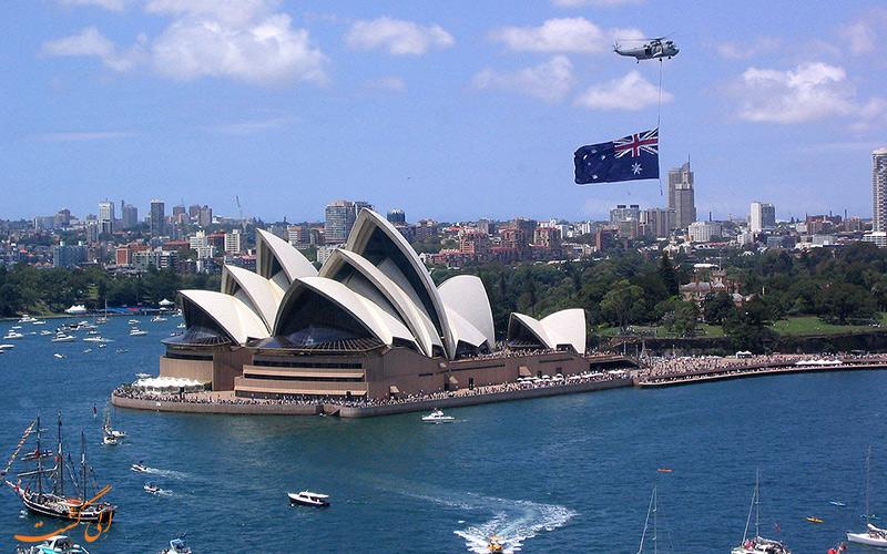 استرالیا-10 کشور برتر برای مهاجرت کاری