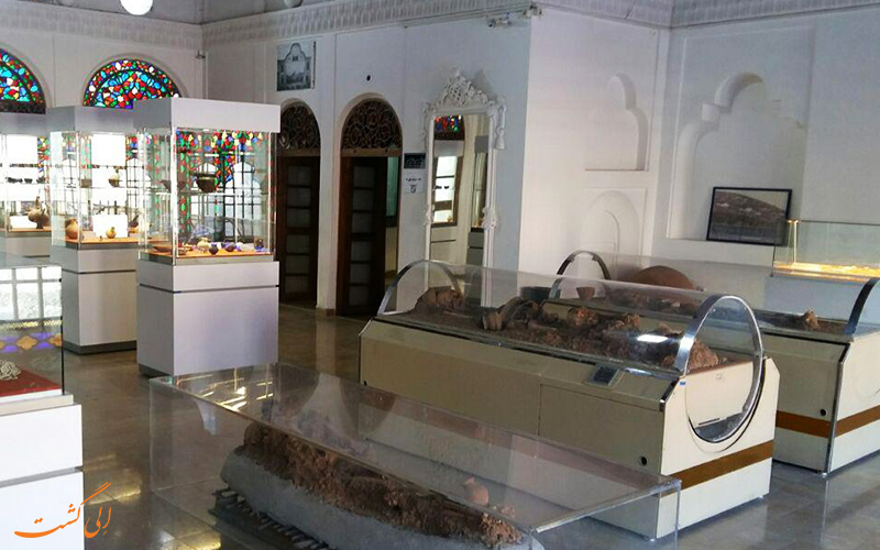 آثار تاریخی موزه ارومیه