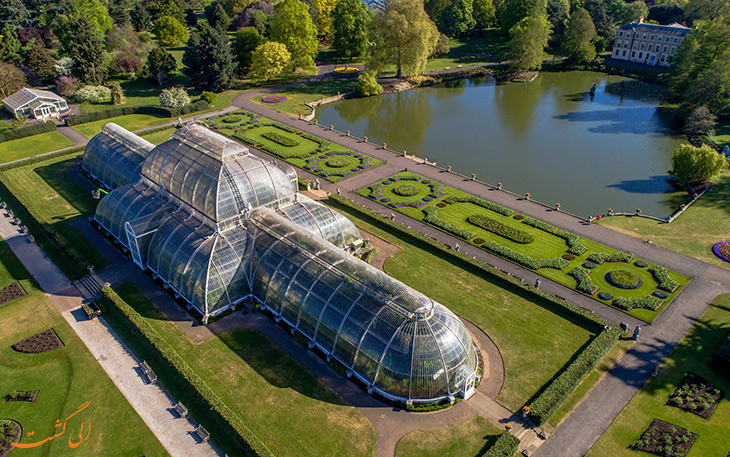 باغ گیاه شناسی کیو لندن
