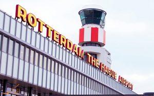 فرودگاه بین المللی روتردام