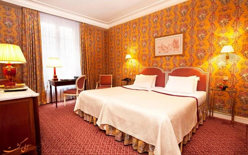 هتل ویکتوریا پالاس پاریس