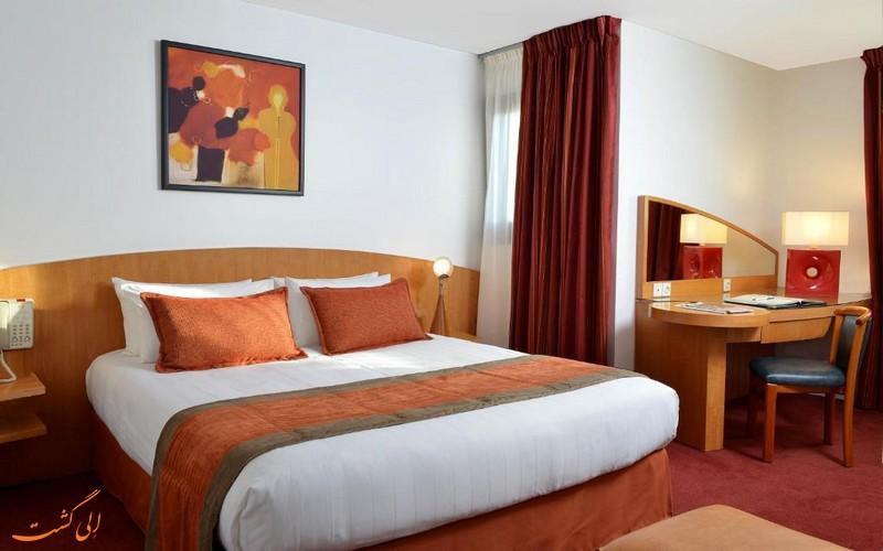 هتل 4 ستاره اپرا کادت پاریس