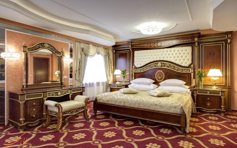 هتل ازمیلوو آلفا مسکو