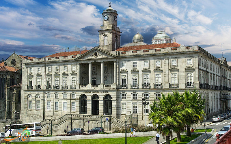 قصر معروف پورتو