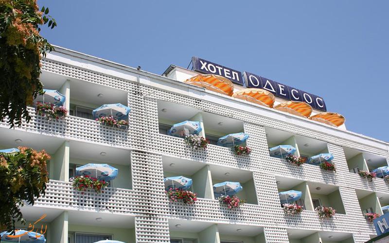 هتل آرت دکو اودسوس
