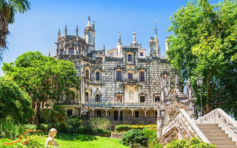 قصر کوئینتا دا رگالیرا
