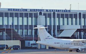 فرودگاه بین المللی هراکلیون
