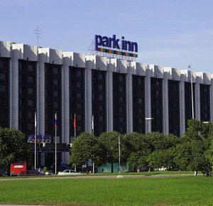 نمای هتل پارکاین بای رادیسون سنت پترزبورگ