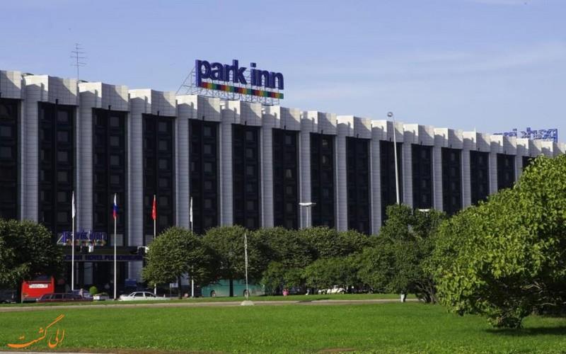 هتل پارکاین بای رادیسون پولکوسکایا سنت پیترزبورگ