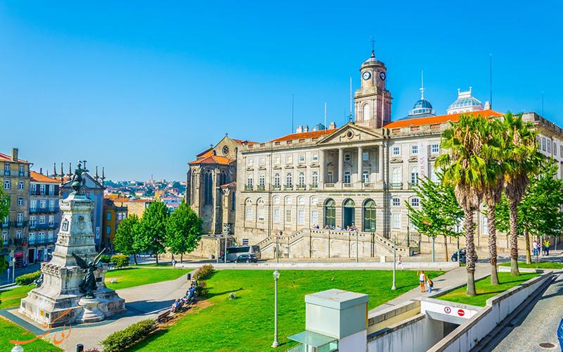 بهرتین جاذبه های پرتغال