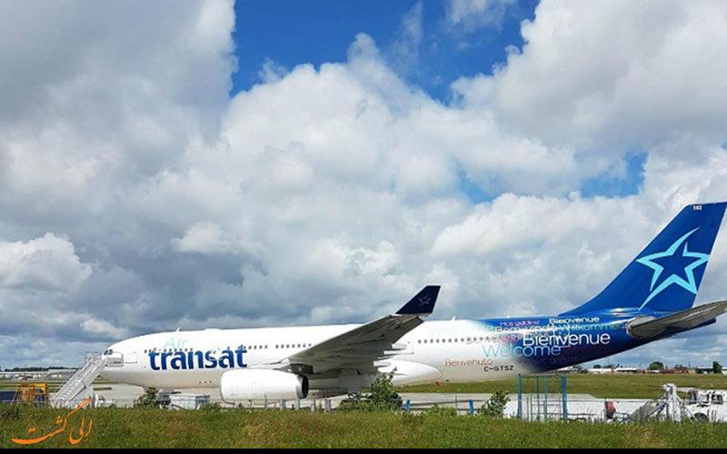 رنگ بدنه هواپیما