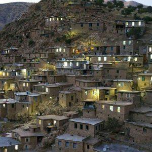 روستای زرگر قزوین