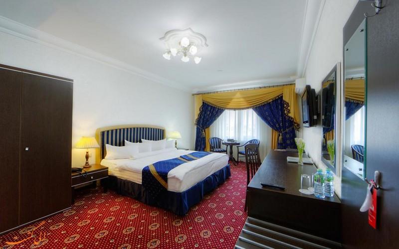 هتل هالیدی در مسکو
