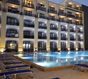 هتل های 4 ستاره وارنا